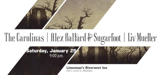 The Carolinas_AlexBallard&Sugarfoot_LivMueller_PRINT